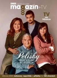 Magazín +TV